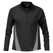 1/4 Zip Color Block Performance Dry Top