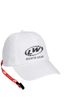 Low Profile 100% Cotton Cap With Clip
