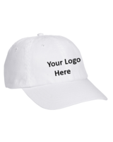 LOW PROFILE 100% COTTON CAP