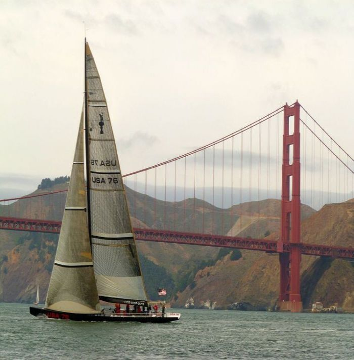 AC Sailing SF