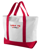 WATERPROOF NYLON TOTE