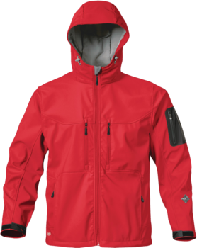 RIPSTOP H2XTREME HOODED JACKET