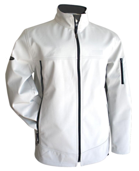 Brushed Back Soft Shell Jacket