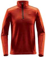 1/4 ZIP THERMAL MID LAYER
