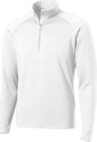 1/4 Zip Stretch Performance Dry Shirt