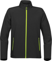SOFT-TOUCH SOFTSHELL JACKET
