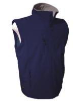 Soft Shell Stretch Vest