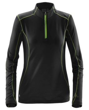 COSTAL 1/4 ZIP DRY TOP