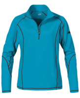 1/4 Zip Mid Weight Performance Dry Top