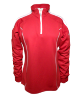 1/4 Zip Mesh Knit Performance Dry Top